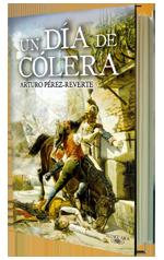 """Portada del libro """"Un día de cólera"""""""